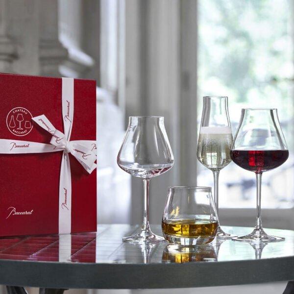 baccarat chateau glass