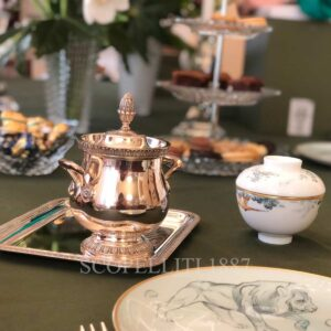christofle malmaison sugar bowl