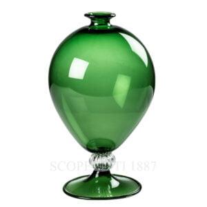 venini veronese green vase
