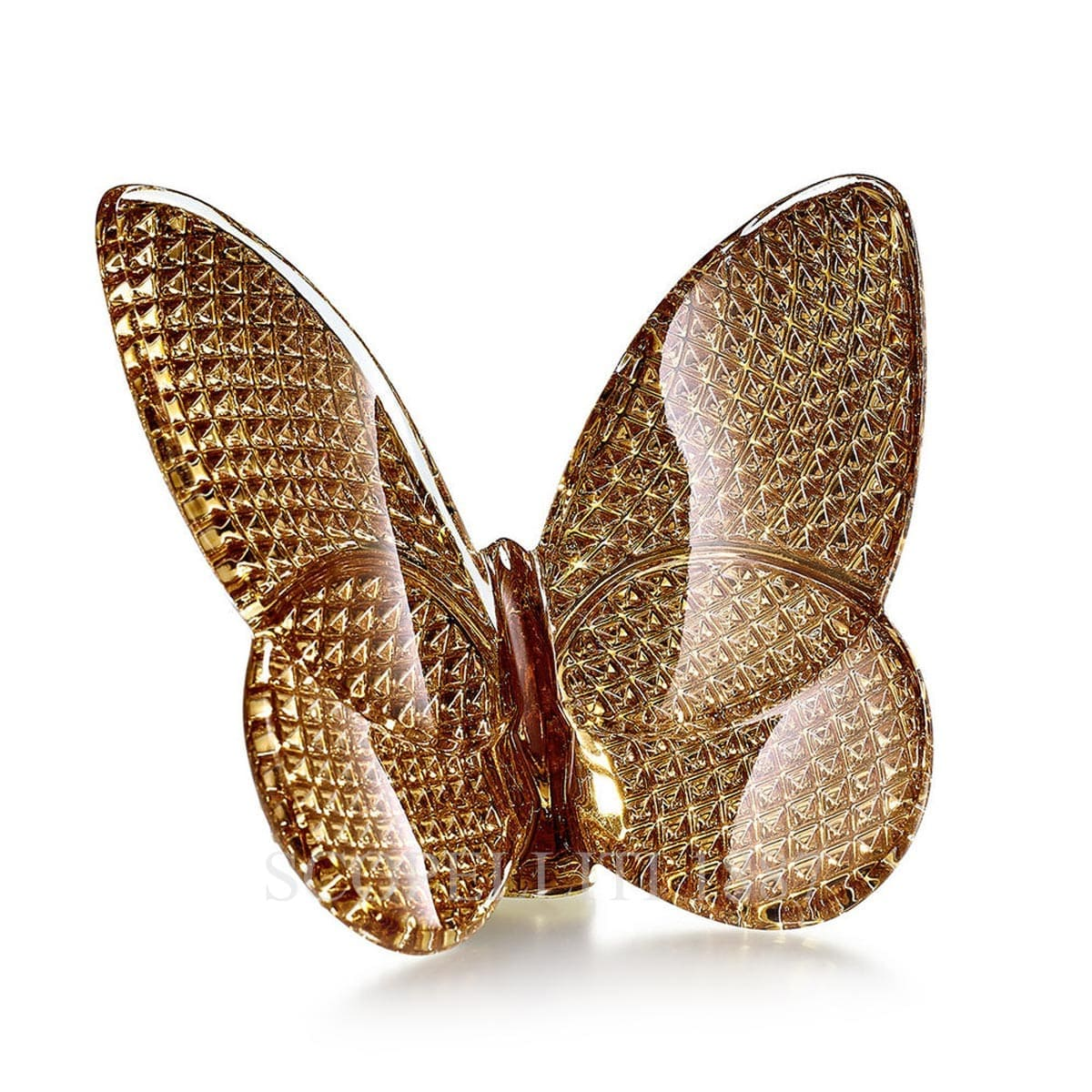 baccarat gold lucky butterfly