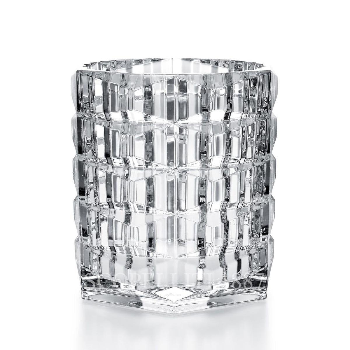 baccarat crystal french design louxor grand vase