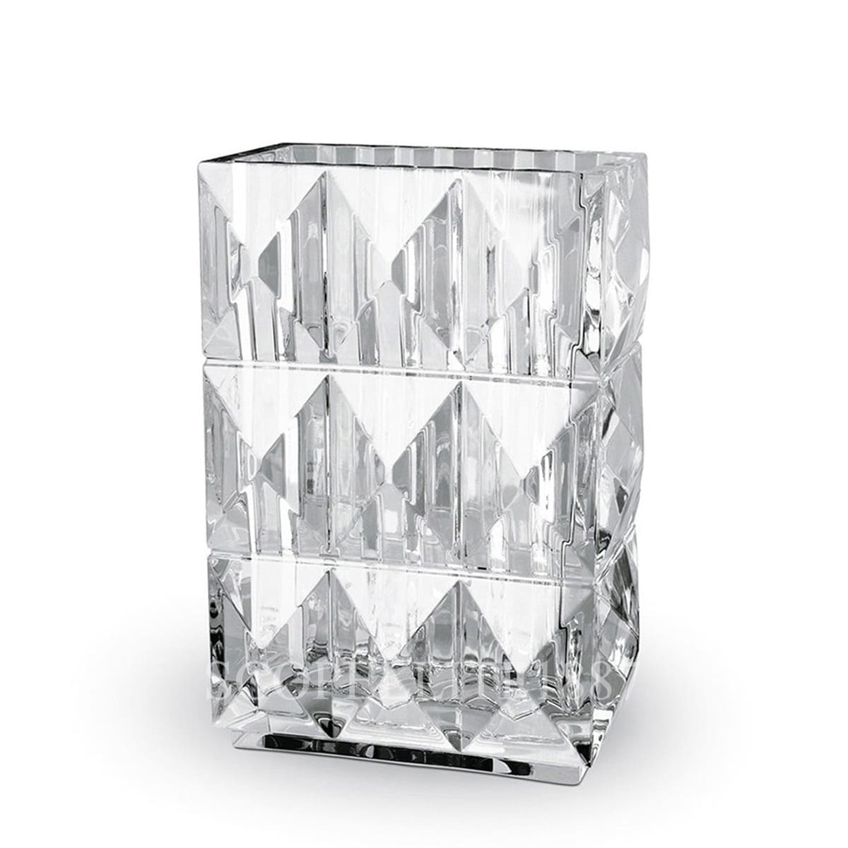 baccarat crystal french design louxor vase