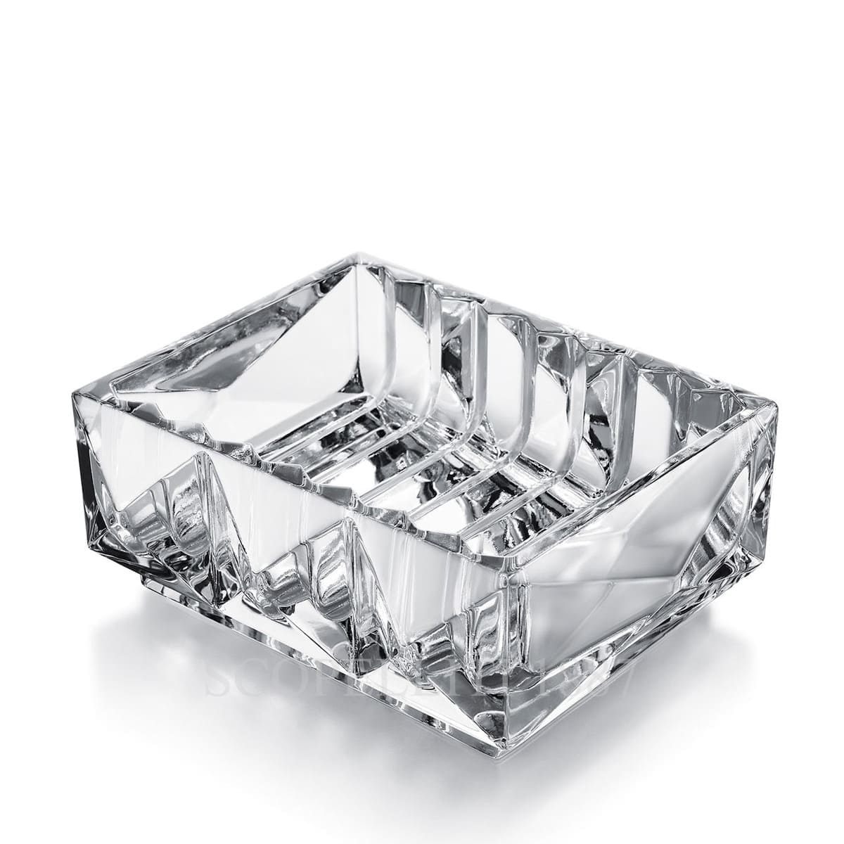 baccarat crystal french design louxor vide poche
