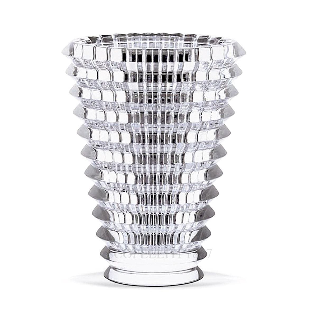 Baccarat Eye oval crystal Vase