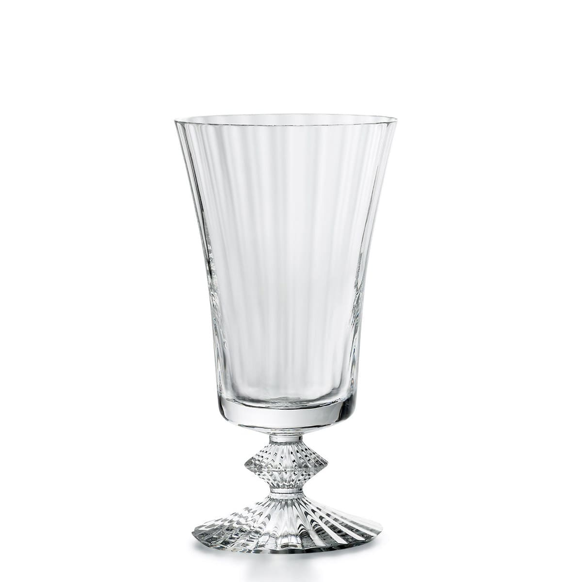 baccarat french design small crystal white wine glass