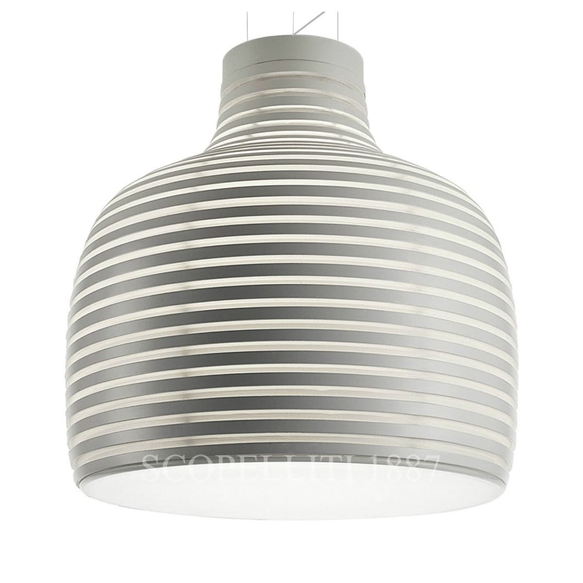 foscarini italian designer behive suspension lamp