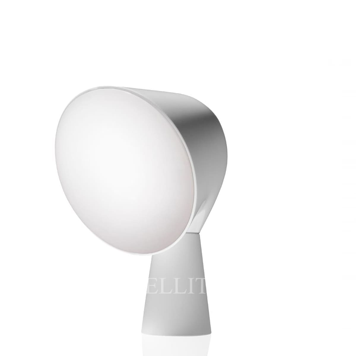 foscarini italian designer binic table lamp white