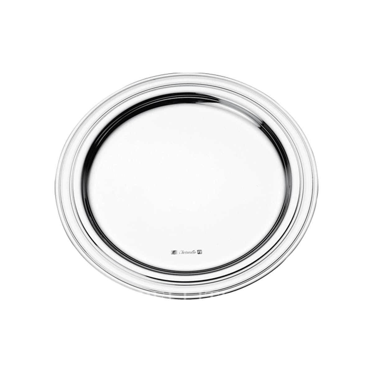 Christofle Albi Silver Plated Individual Bread Plate