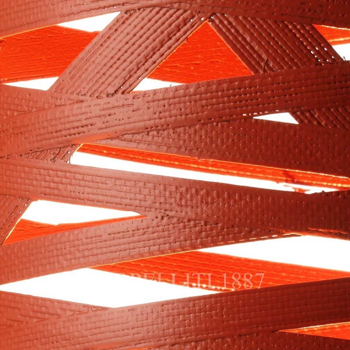 foscarini italian lighting tress red