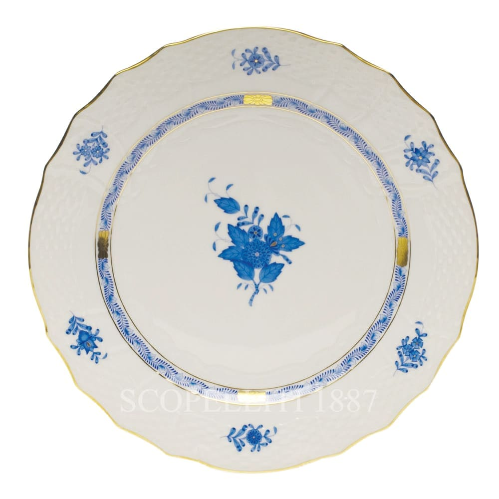 herend porcelain apponyi dinner set blue porzellan
