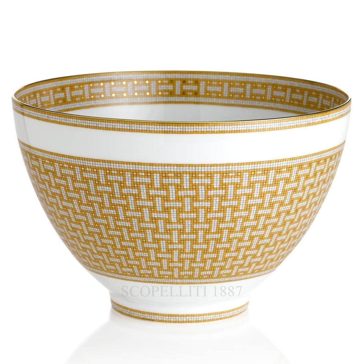 hermes paris designer mosaique au punch bowl