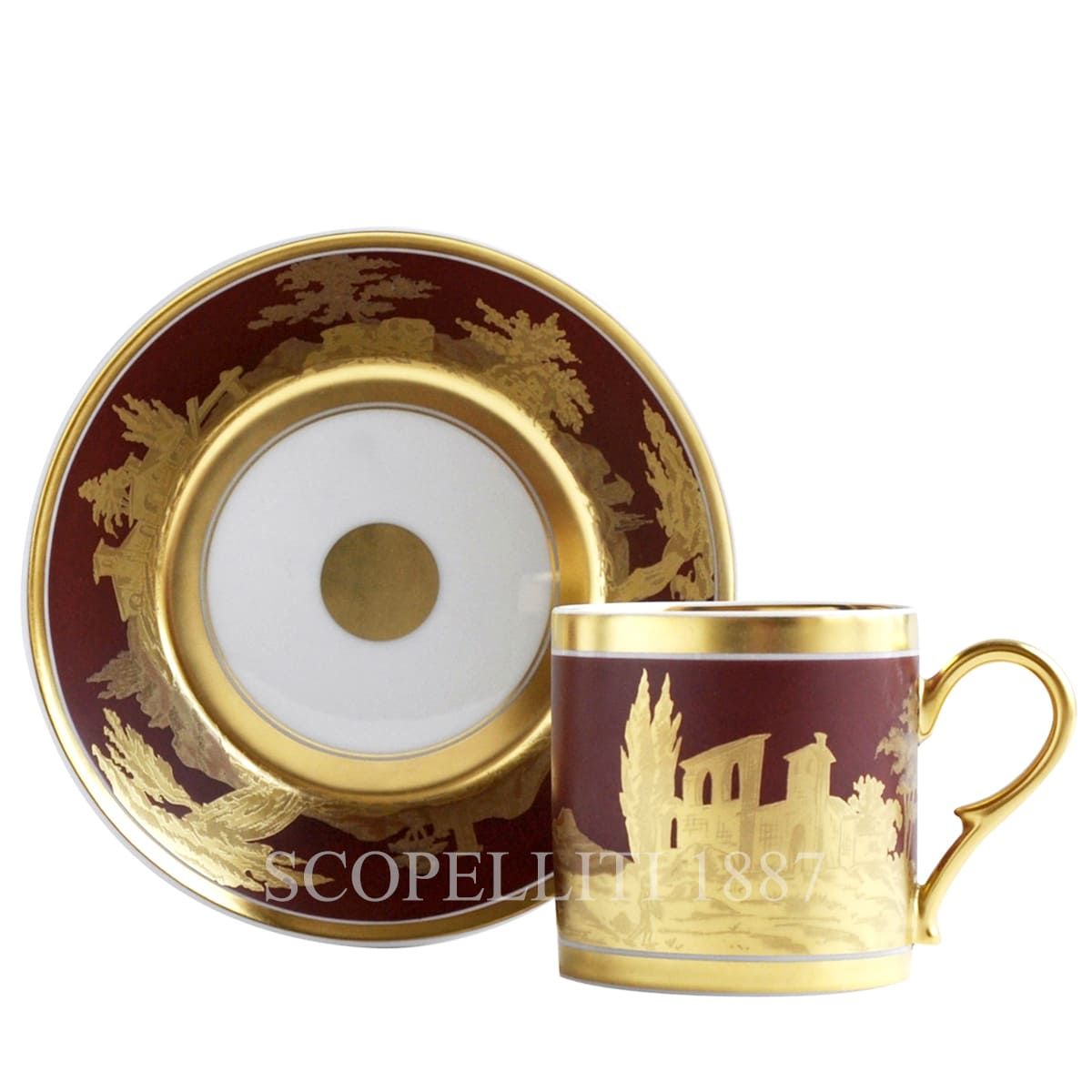 limoges historic royal ceramic