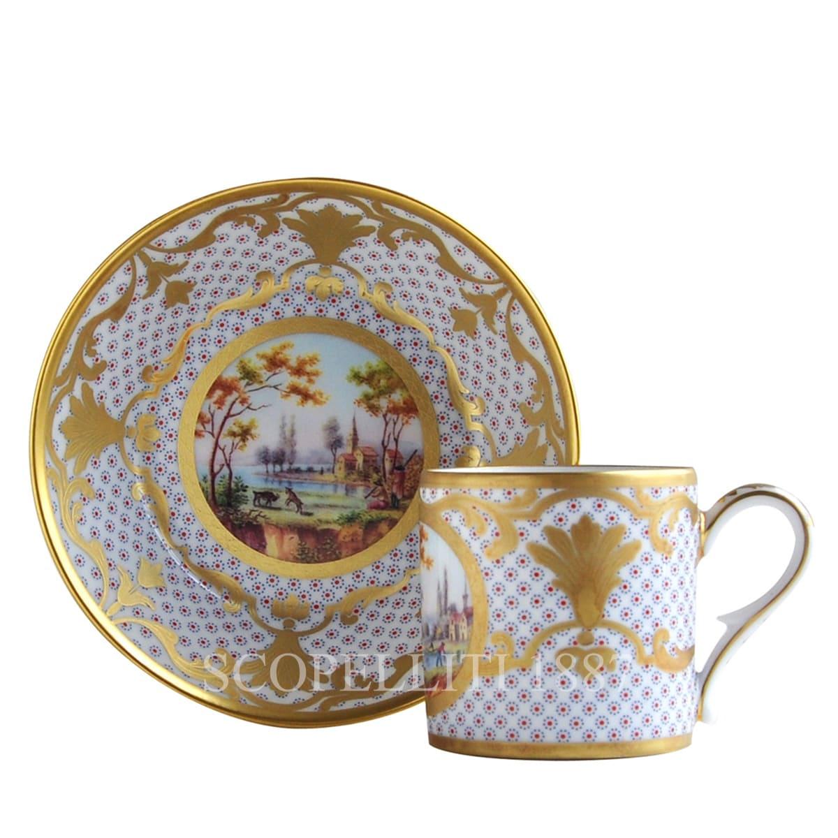 Litron Cup Paysages a la Barque A.M.Royale