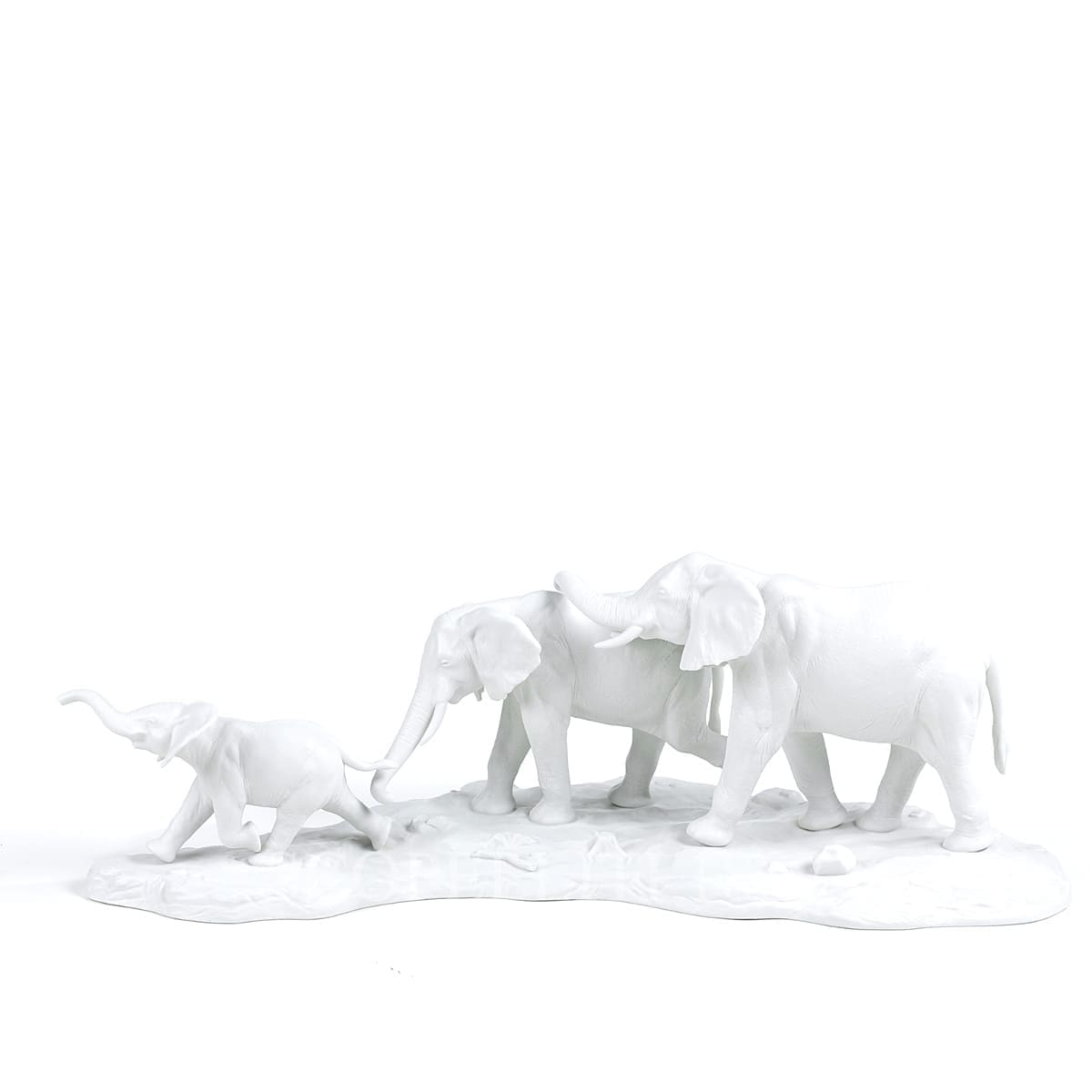 Lladró We Follow In Your Steps Porcelain Figurine