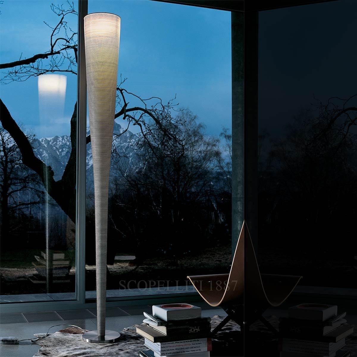 foscarini italian lighting designer mite floor lamp two