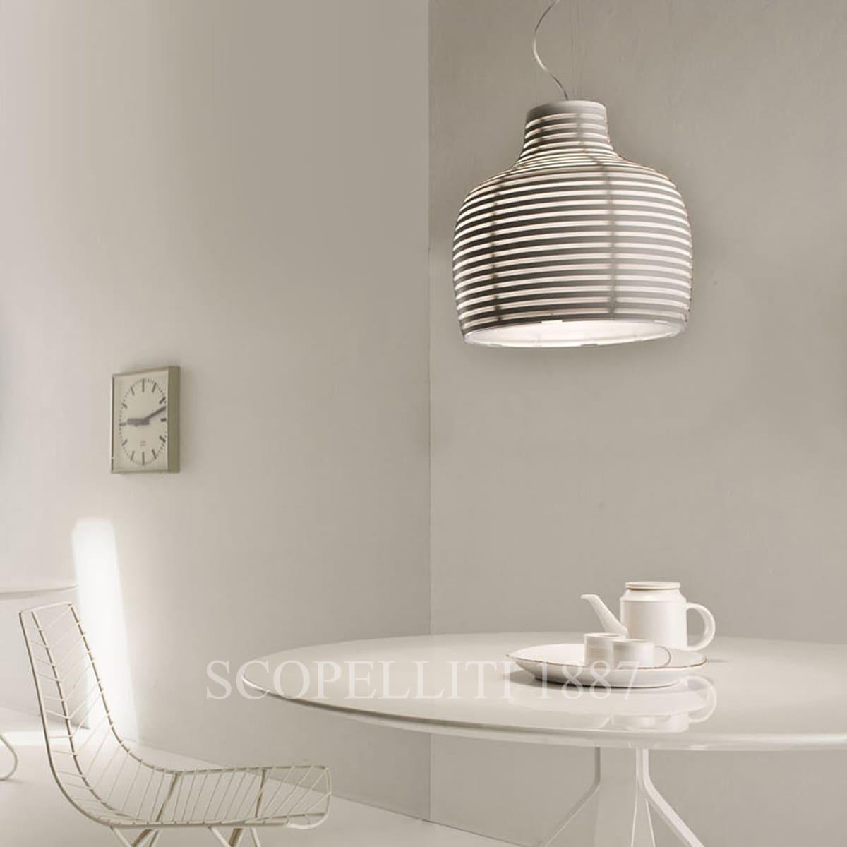 foscarini italian lighting designer suspension lamp behive two