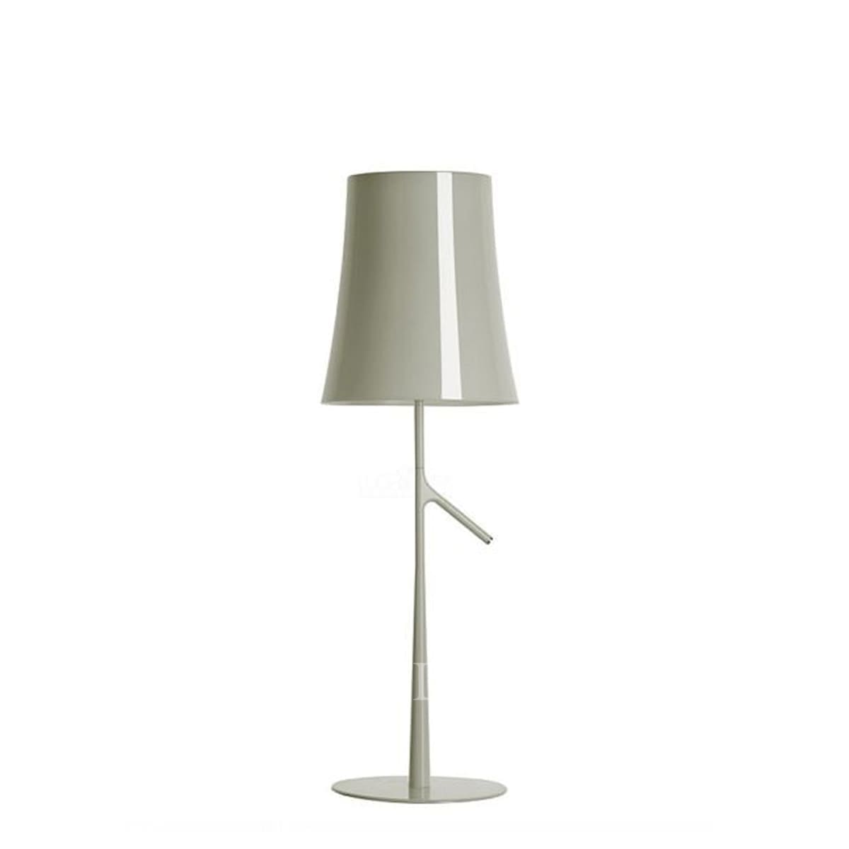 foscarini italian lighting designer table lamp birdie grey