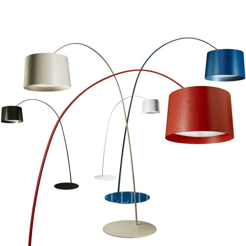 foscarini italian lighting twiggy designer floor lamps various colors