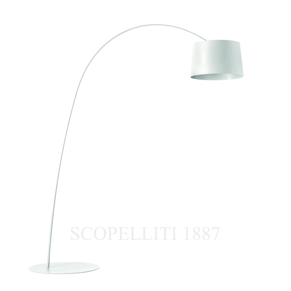 Foscarini Twiggy White Floor Lamp
