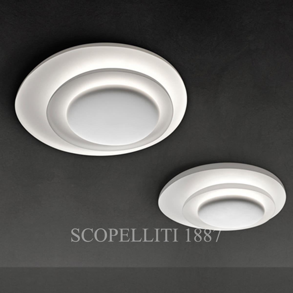 foscarini italian lighting designer two wall lamps bahia large