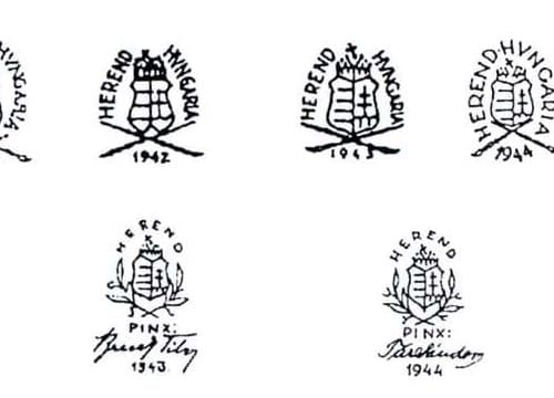 Herend Trademarks