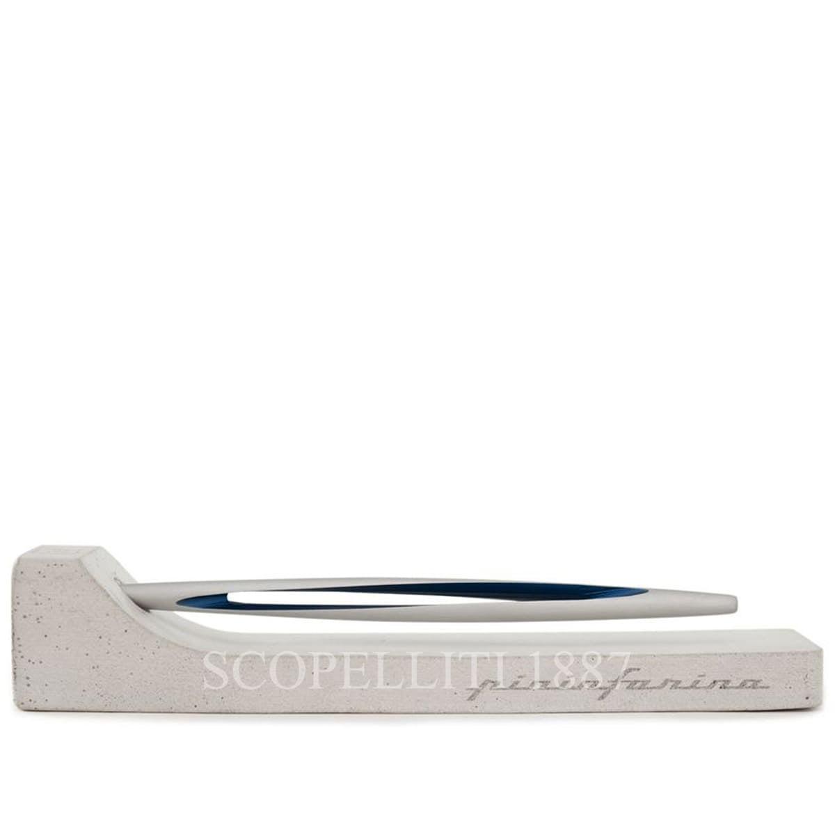pininfarina aero ethergraf stylus aluminium blue