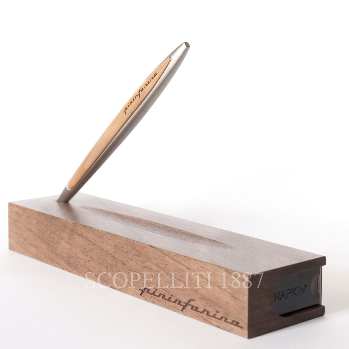 pininfarina cambiano ethergraf stylus light satinized