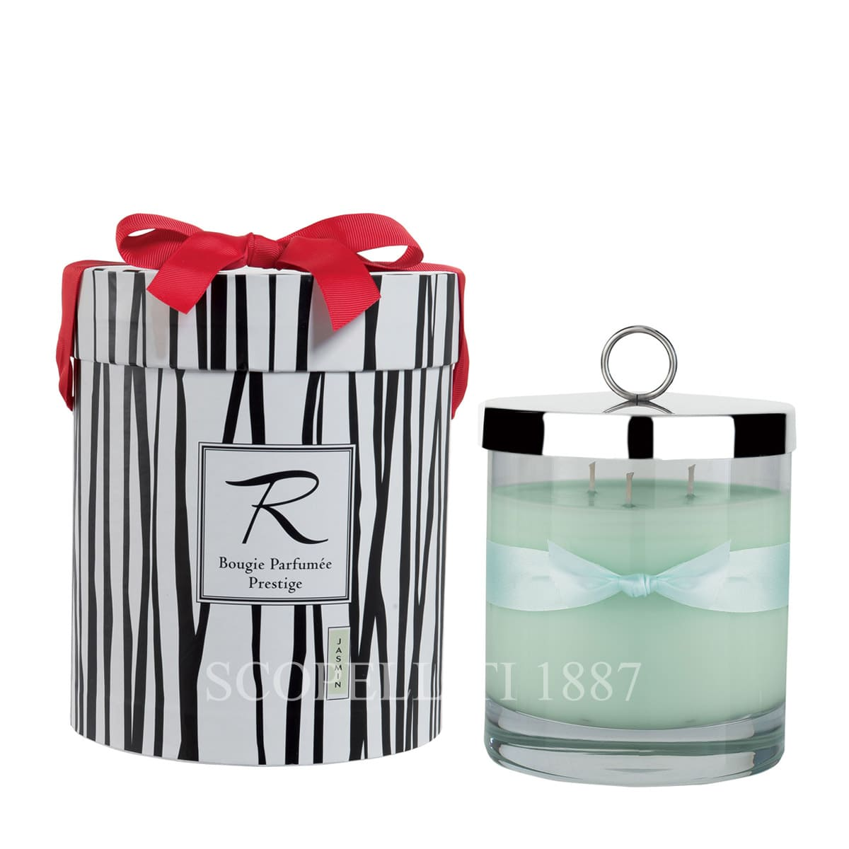 prestige candle jasmin by rigaud