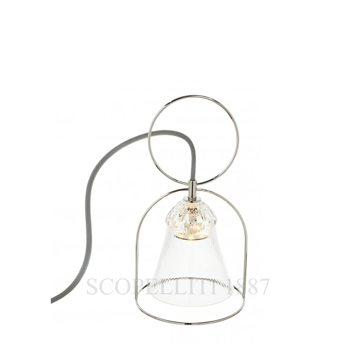 Saint Louis Apollo crystal Table Lamp