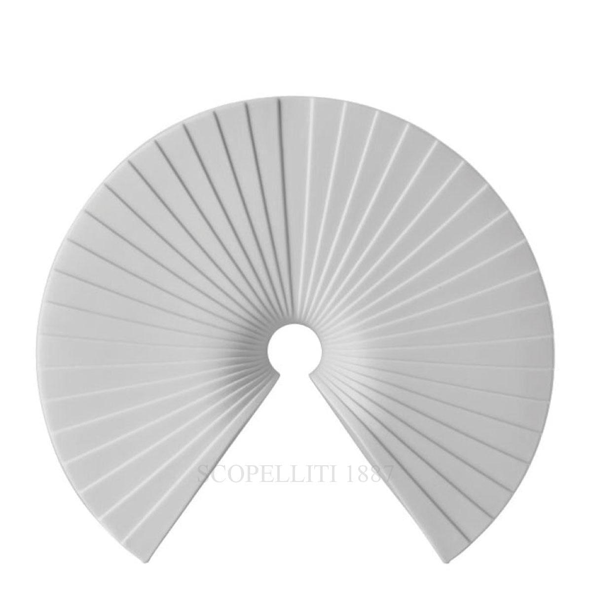 rosenthal studioline arcus designer white vase