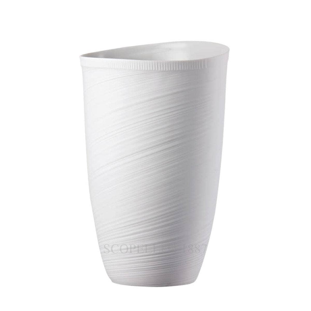 rosenthal studioline papyrus designer white vase