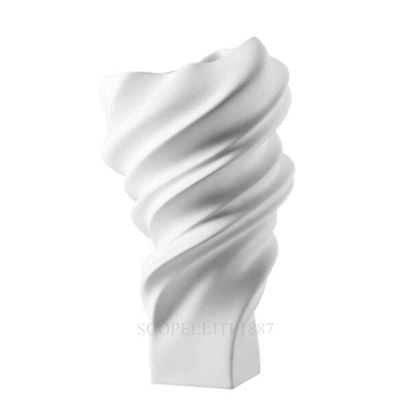 rosenthal studioline squall design white vase
