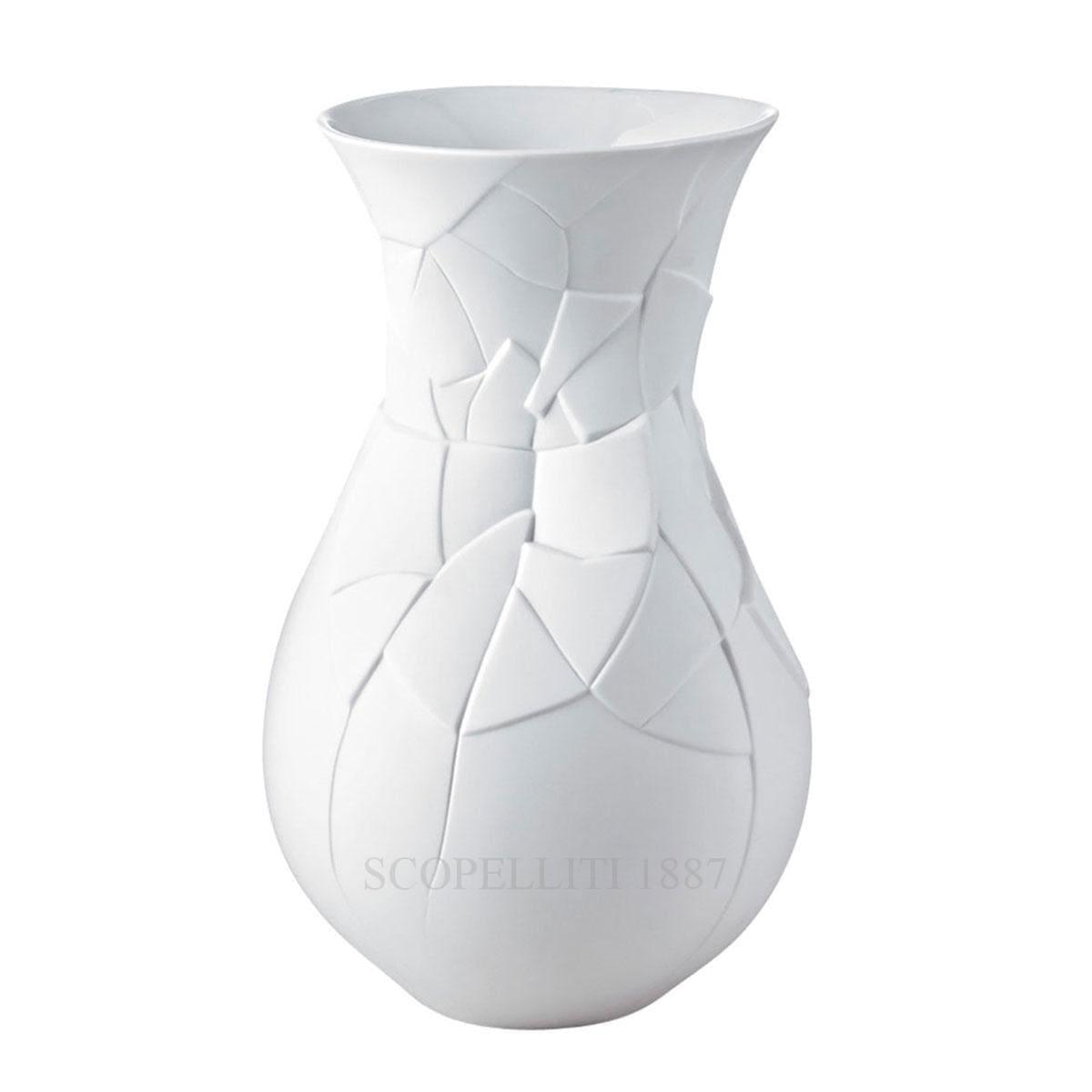 rosenthal studioline phases white vase