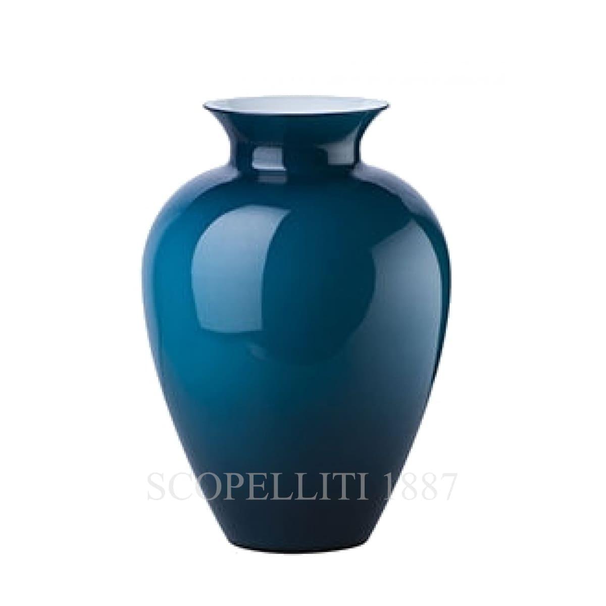venini labuan italian designer murano glass vase horizon