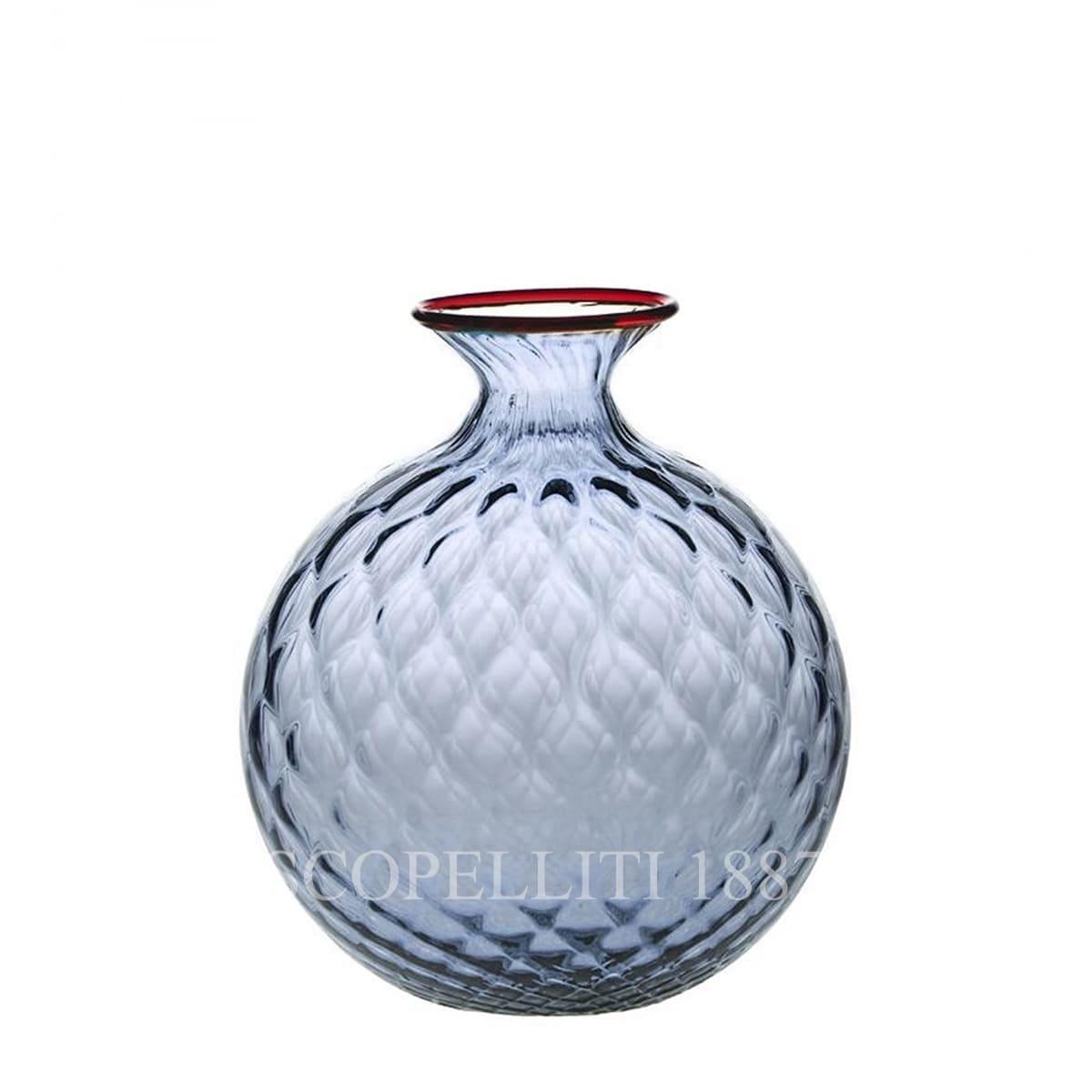 Venini Monofiore Balloton Vase small grape