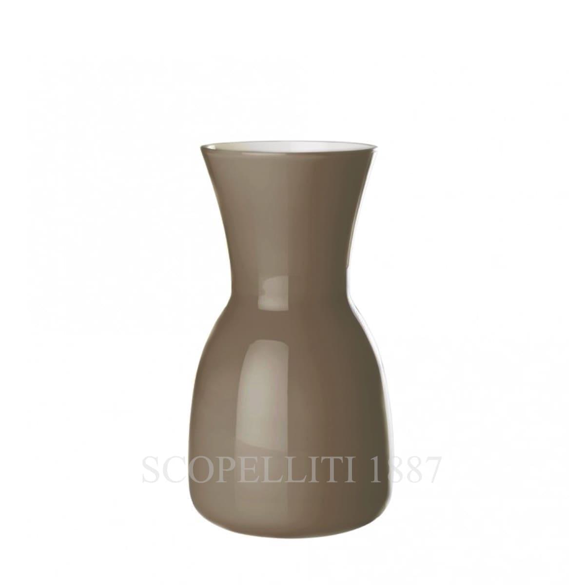 venini carlo scarpa italian murano glass vase