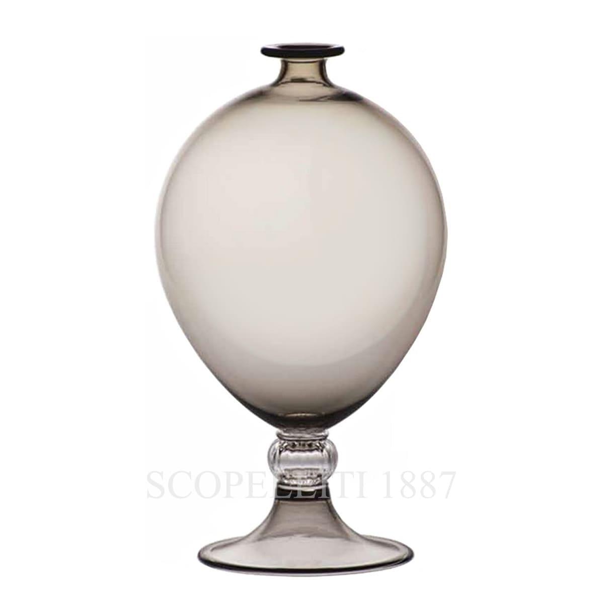 Venini Veronese taupe Vase