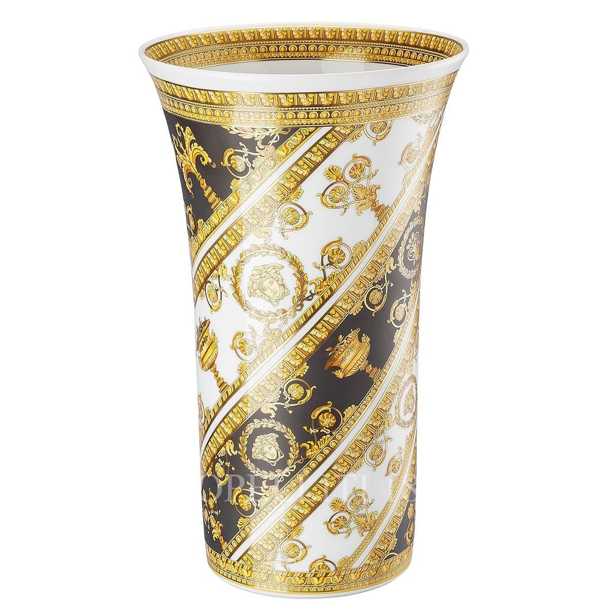 versace i love baroque vase golden large