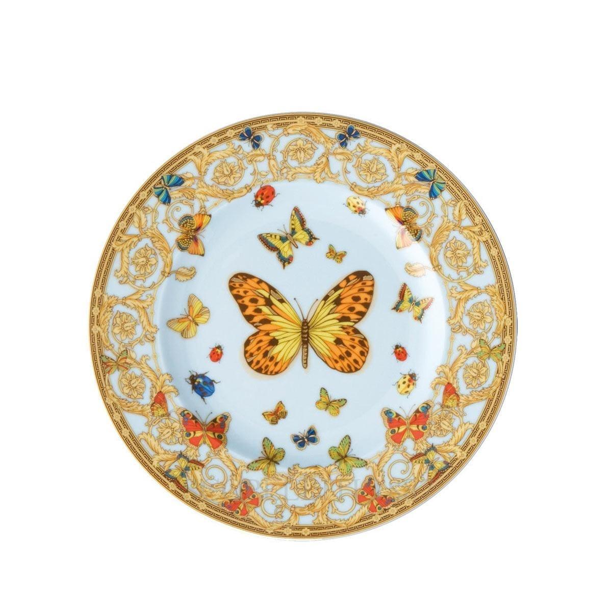 versace italian design le jardin de versace small plate