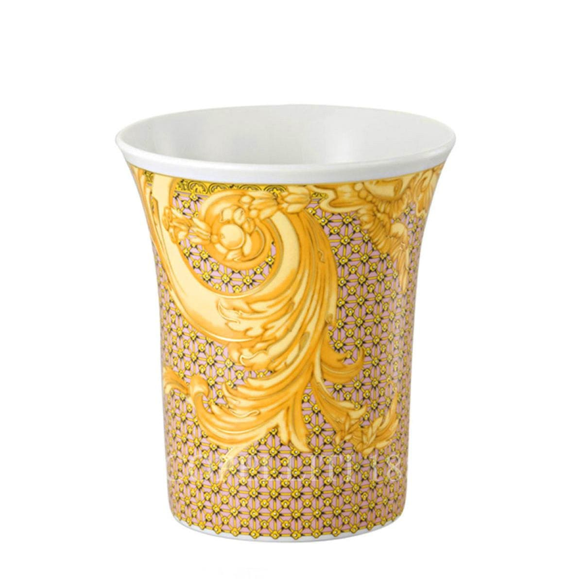 versace italian design les reves byzantins vase small