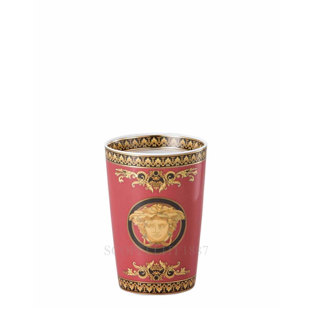 versace italian design medusa mug