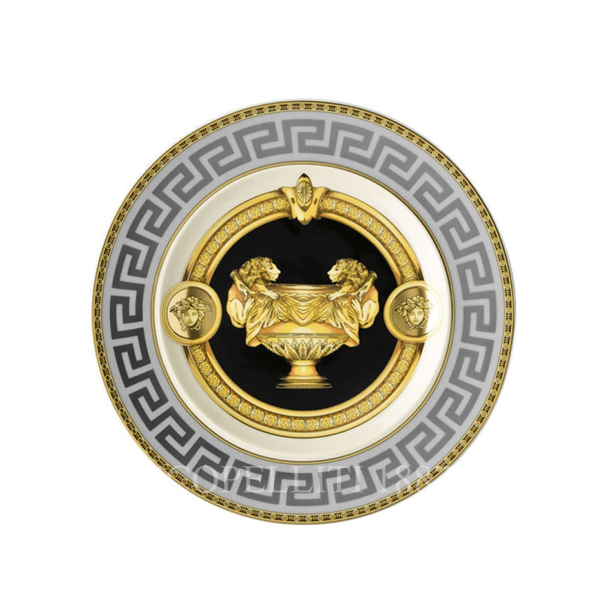 Versace Prestige Gala 2 small Plate 18 cm by Rosenthal