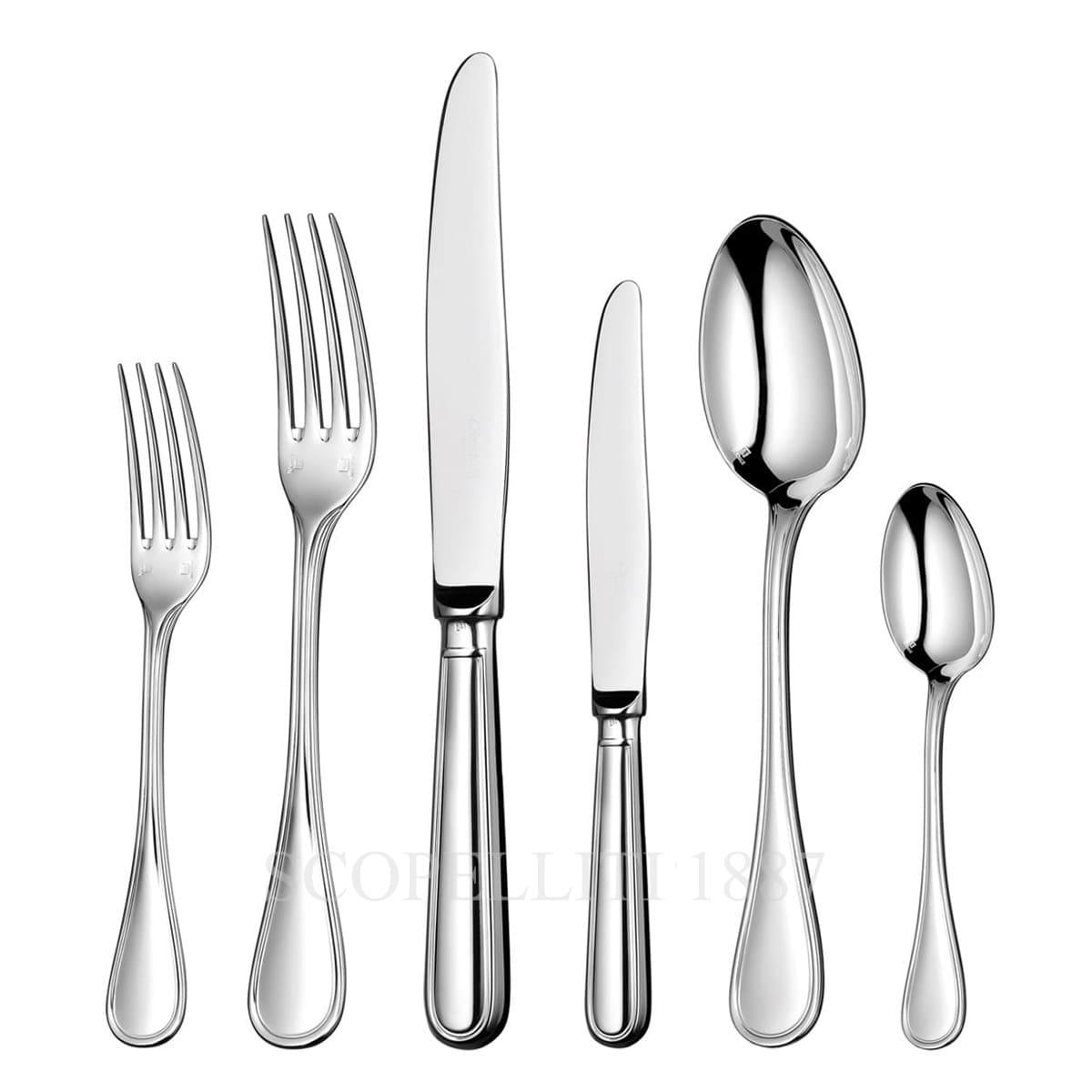 christofle flatware albi silver plated