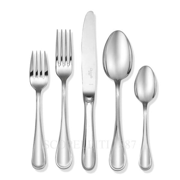 christofle flatware albi stainless steel