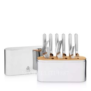christofle flatware set concorde