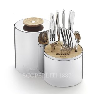 essentiel christofle flatware set