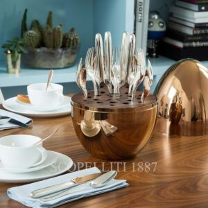 christofle mood precious flatware