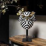 lladro owl mask