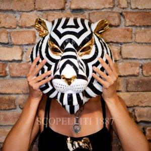 mask lladro porcelain design decor