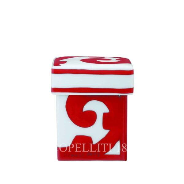 hermes limoges porcelain balcon du guadalquivir small box